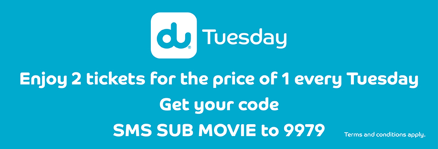 2f00adab2 Movie Offer Du Tuesday 2 tickets for the price of 1 | VOX Cinemas UAE